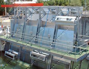 raymon Dairy Industry Sewage1 300x232 - تصفیه فاضلاب صنایع غذایی و لبنی