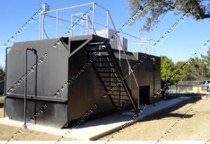 raymon Dairy Industry Sewage3 300x206 - تصفیه فاضلاب صنایع غذایی و لبنی