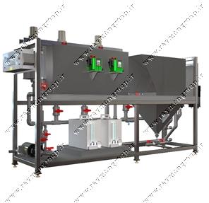raymon carwash wastewater1 - تصفیه فاضلاب کارواش