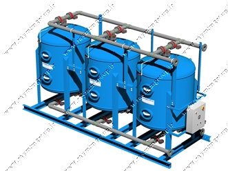 raymon metal industry wastewater2 - تصفیه فاضلاب صنایع فولاد و آبکاری