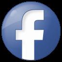 social facebook button blue icon - رایمون در شبکه های اجتماعی