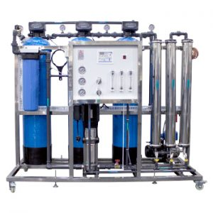 750 LPH Reverse Osmosis System On Skid 350x350 300x300 - تصفیه آب صنعتی