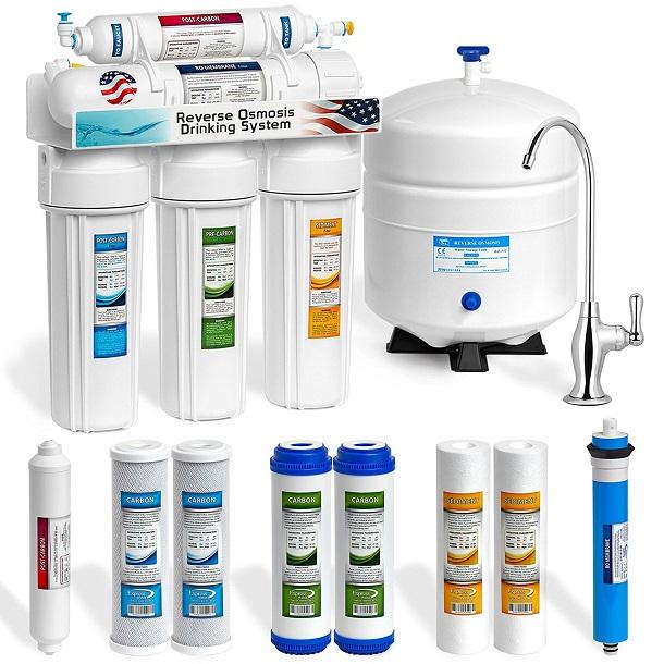دستگاه اسمز معکوس - دستگاه آب شیرین کن - دستگاه تصفیه آب - اسمز معکوس