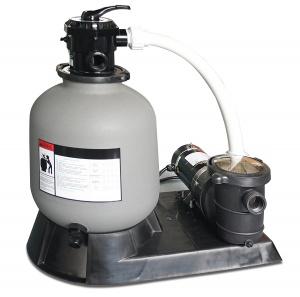 تصفیه آب استخر-فیلتر شنی