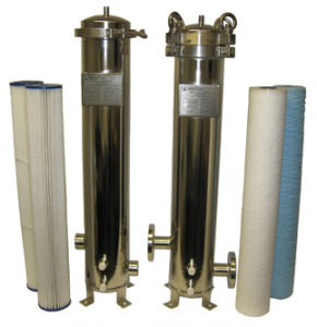 تصفیه آب استخر-فیلتر کارتریج