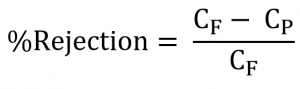 فرمول محاسبه دفع اسمز معکوس
