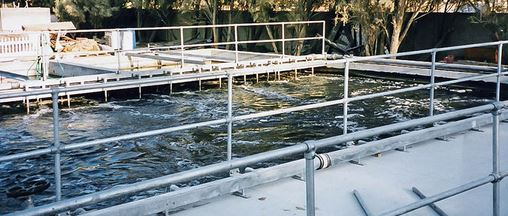 aeration tank - تصفیه آب چیست؟