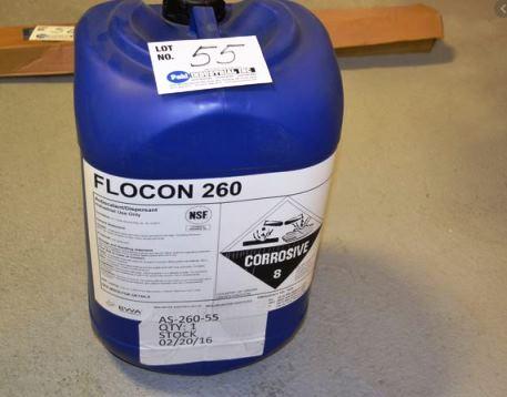 آنتی اسکالانت فلوکن - آنتی اسکالانت فلوکن 260 (Flocon)