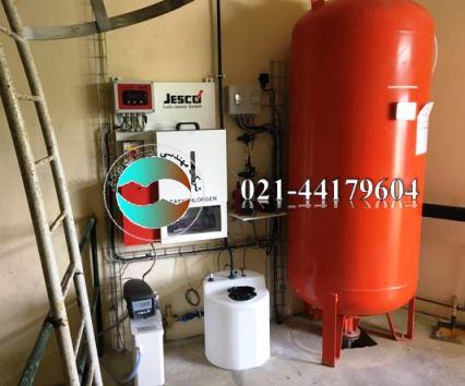 dosing pump2 - کلرزنی آب