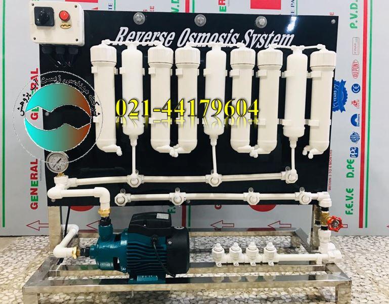 RO 6 - قیمت دستگاه آب شیرین کن صنعتی